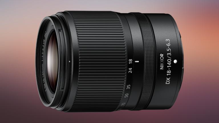 Nikkor Z DX 18-140mm f/3.5-6.3 VR is Nikons nieuwe zoomobjectief voor Z-camera's