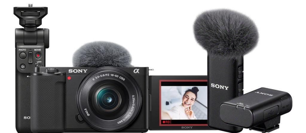 Sony ZV-E10 vlogkit